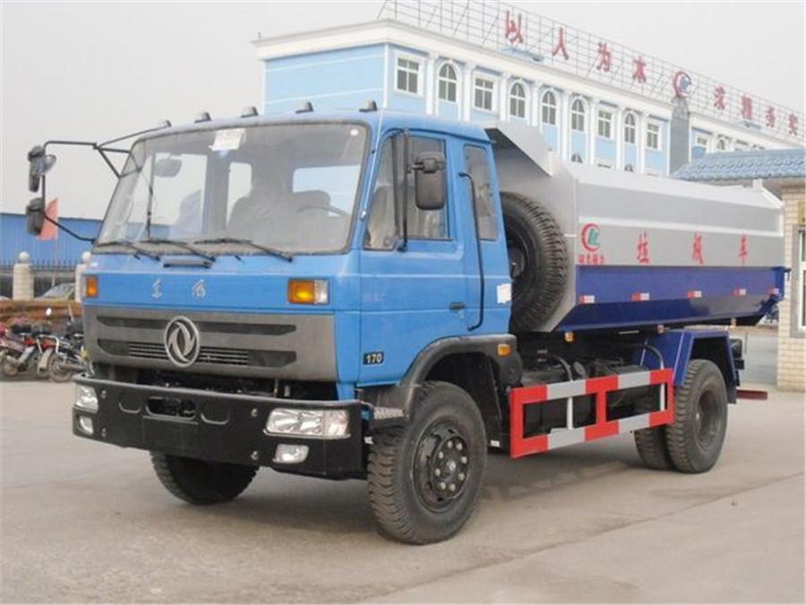亚博体育官网(145)12方挂桶式垃圾车图片