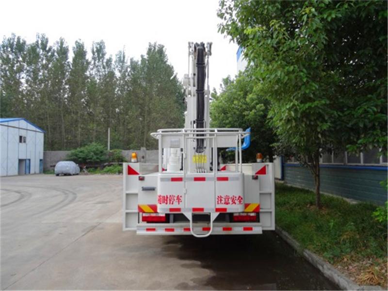 亚博体育官网D9型20米高空作业车