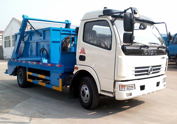 亚博体育官网6方摆臂式垃圾车