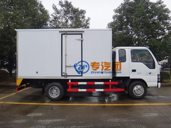 五十铃3.6米冷藏车