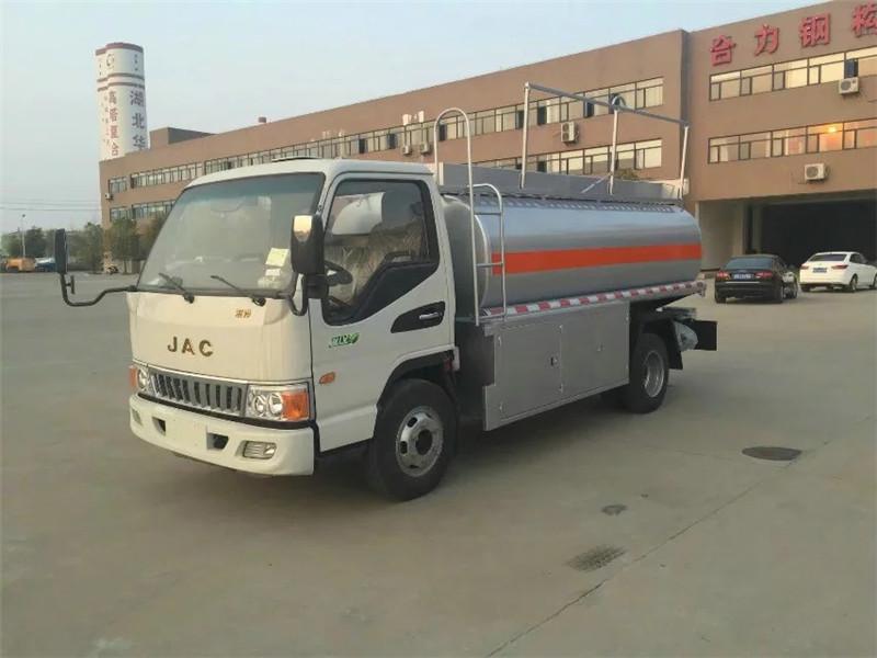 江淮8方流动加油车