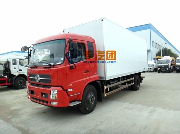 东风天锦6.1米冷藏车图片