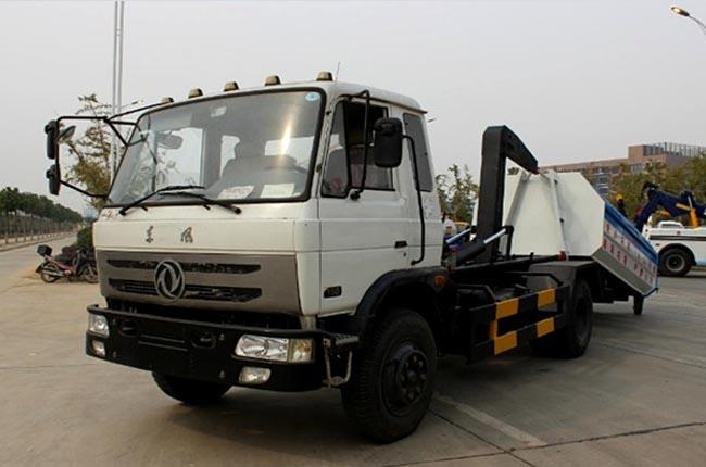 亚博体育官网10方拉臂式垃圾车