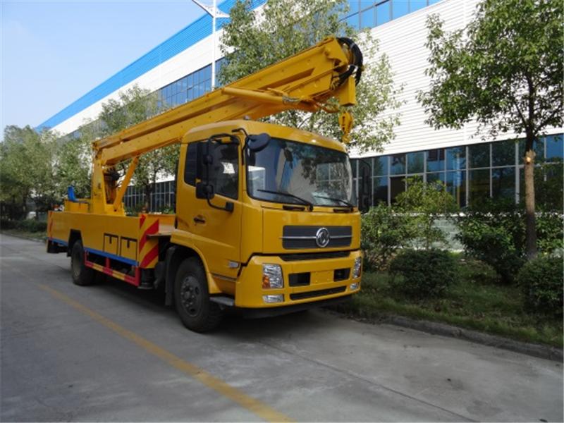 最新东风天锦22米高空作业车