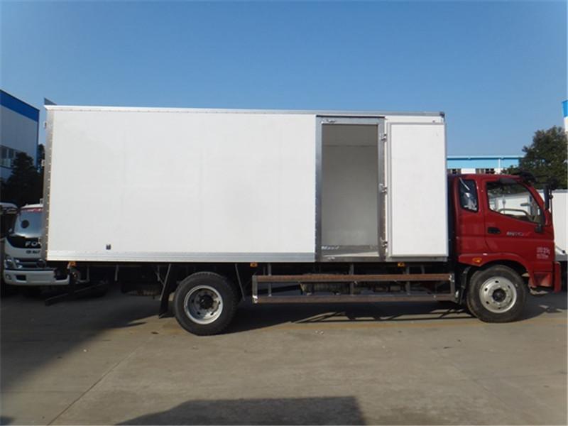 福田奥铃5.8米冷藏车