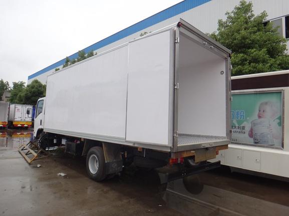 五十铃6米冷藏车