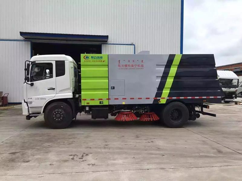 亚博体育官网天锦8方扫路车
