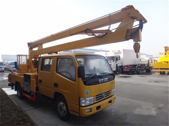 东风福瑞卡12米高空作业车