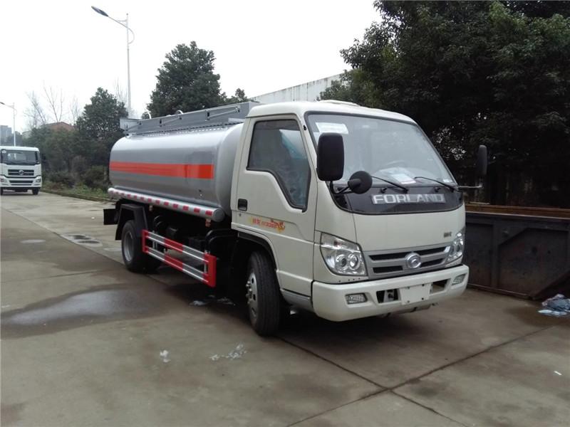 福田5方流动加油车