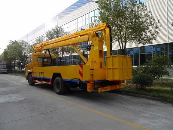 东风天锦22米高空作业车