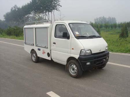 北京市清洁机械厂BQJ5021GSS型长安之星洒水车
