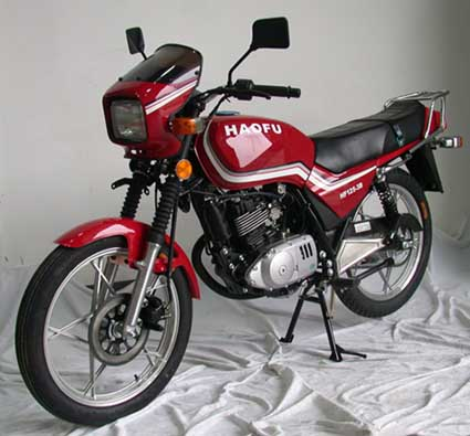 三力牌两轮摩托车图片