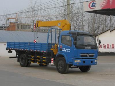 CLW5090JSQ4随车起重运输车