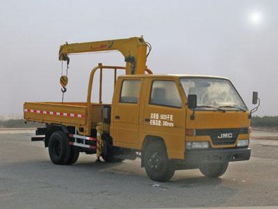 CLW5060JSQ4随车起重运输车