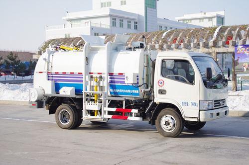 海德自装卸式垃圾车