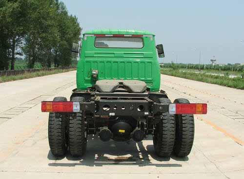 长头柴油半挂牵引车(ca4187k2r5be型解放牌长头柴油半挂牵引车 一汽