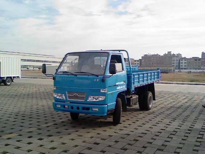 蓝箭自卸低速货车