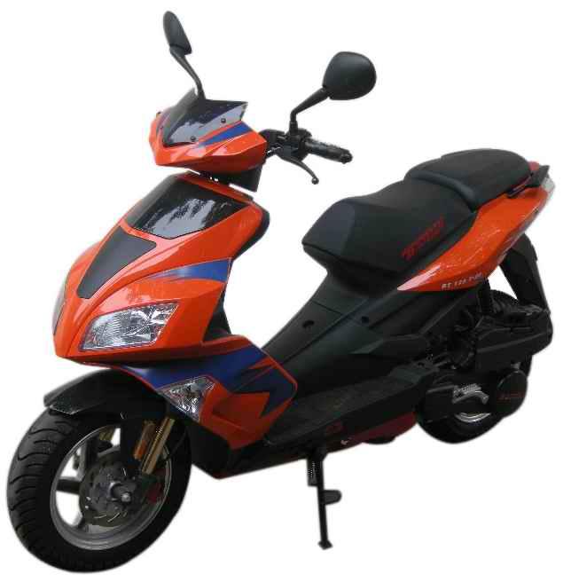宝生琉璃bt_宝田牌bt125t-20型两轮摩托车图片
