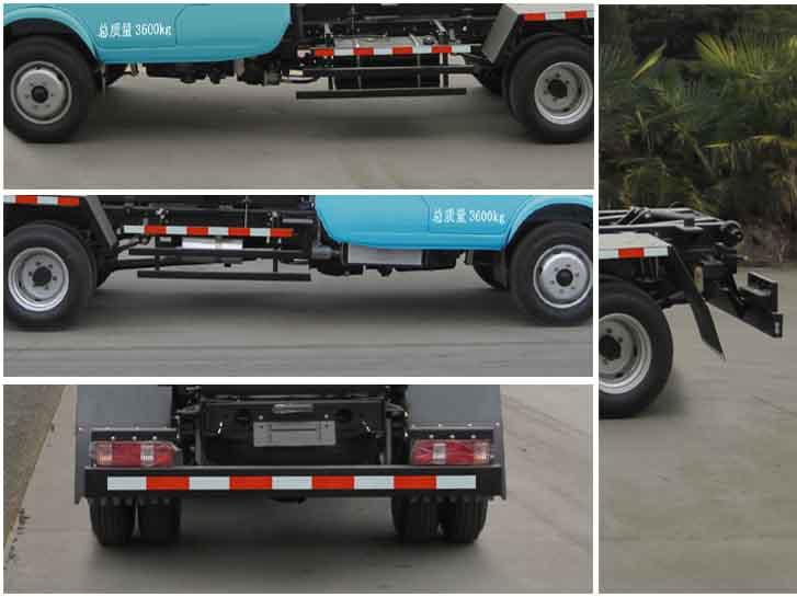 dnf2011i#iz^ZYp_车厢可卸式垃圾车(zyp5040zxx1型中悦牌车厢可卸式垃圾车 世纪中远