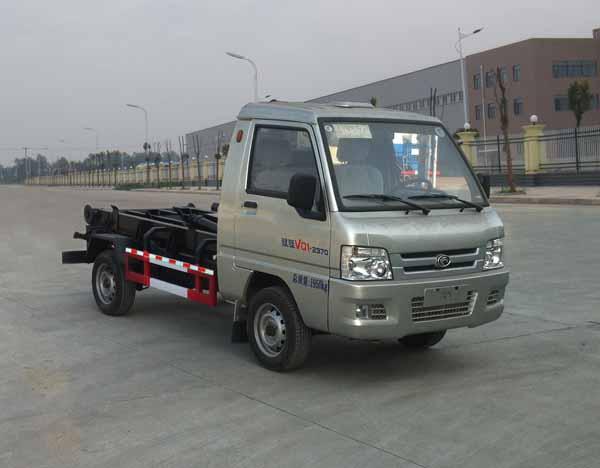 HLQ5021ZXX车厢可卸式垃圾车