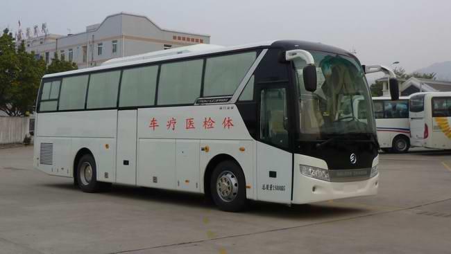 XML5153XYL18體檢醫療車