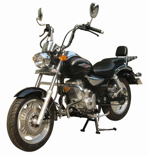qj125-6c型两轮摩托车