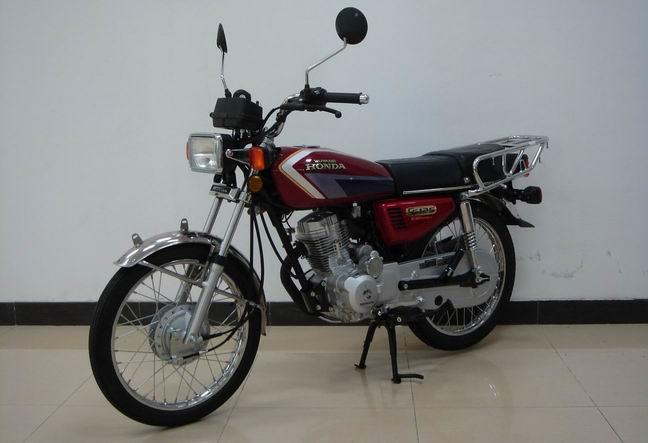 送货上门     用心售后    五羊-本田两轮摩托车  整车型号:wy125