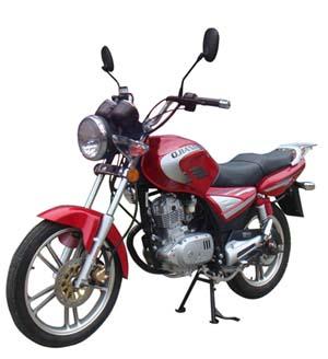 钱江qj125-6f型两轮摩托车多方位图