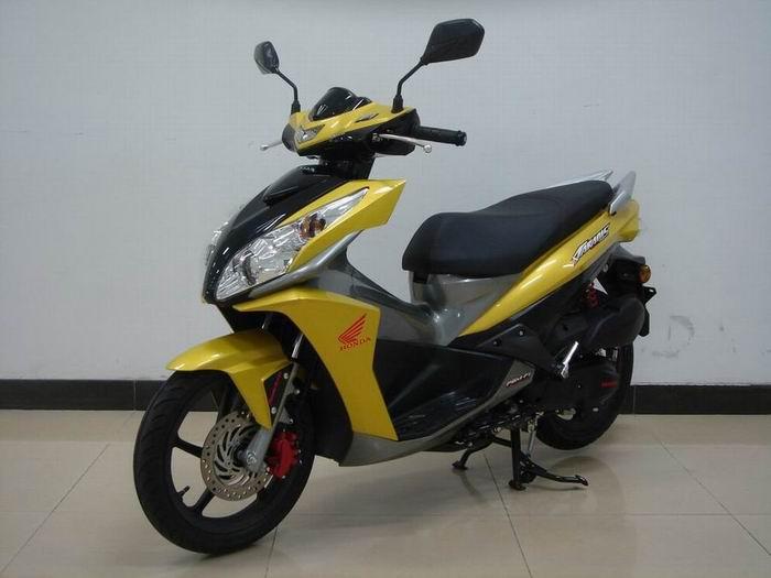 送货上门     用心售后    本田两轮摩托车  整车型号:wh110t-5