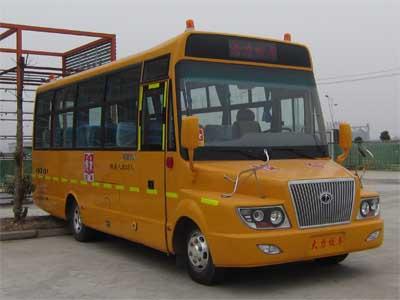DLQ6770HX4小学生专用校车