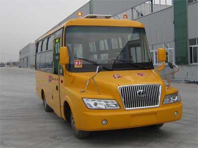 DLQ6601HX4幼儿专用校车