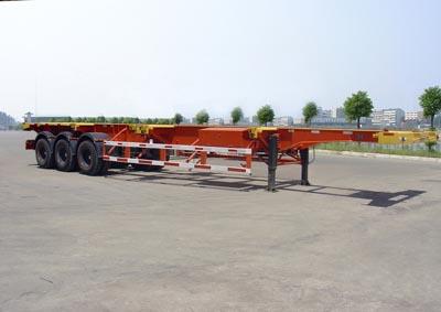 CSC9401TJZ集装箱运输半挂车