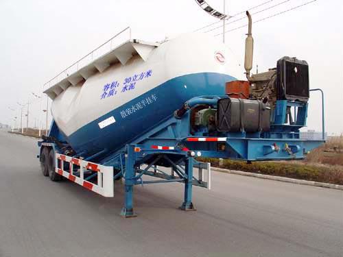 THT9340GSN散装水泥半挂车