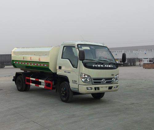 CSC5073ZLJB4自卸式垃圾车