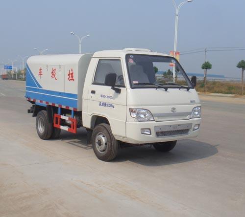 CSC5042ZLJB4自卸式垃圾车