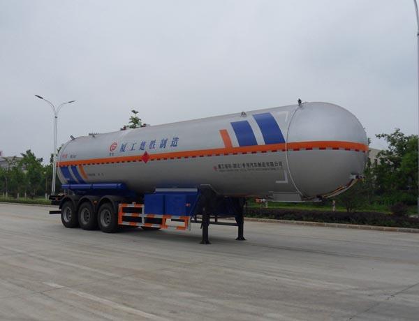 CSC9400GYQ液化气体运输半挂车
