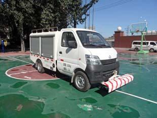 北京市清洁机械厂BQJ5023GSS型洒水车