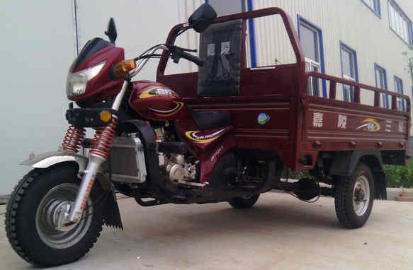嘉陵正三轮摩托车