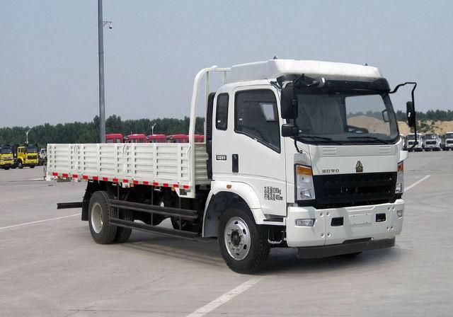 2016年4米2福田厢式货车