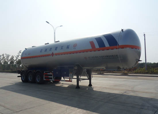 CSC9405GYQ液化气体运输半挂车
