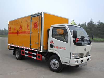 CLW5070XQYD4爆破器材运输车