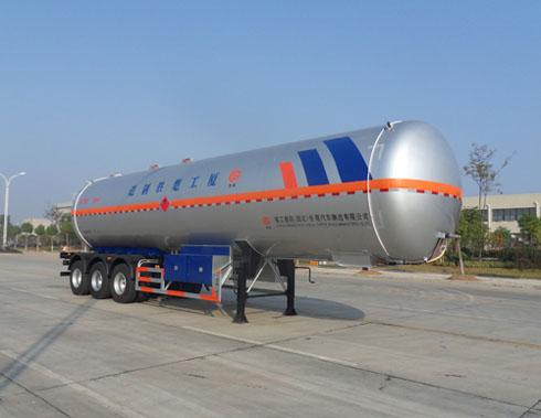 CSC9406GYQ液化气体运输半挂车