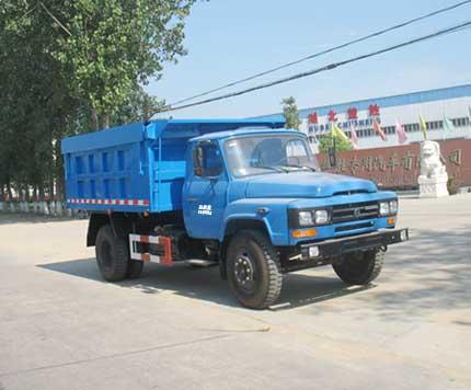 CSC5101ZLJ自卸式垃圾车