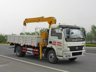 CLW5080JSQN4随车起重运输车