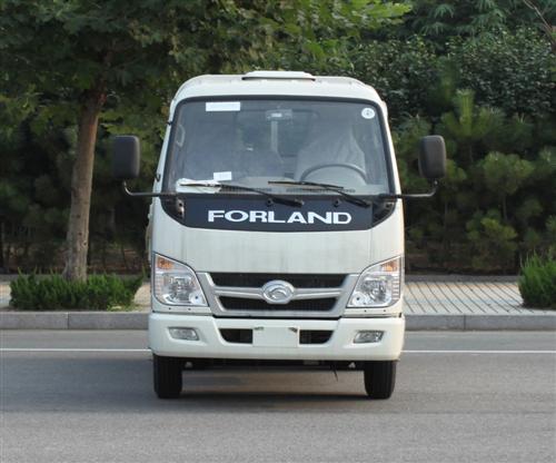 福田牌bj1032v3pv5-g2型兩用燃料載貨汽車