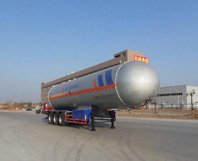 CSC9407GYQ液化气体运输半挂车