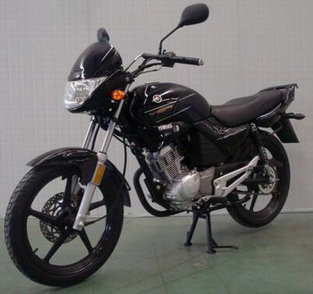 建设-雅马哈牌jym125-2b型两轮摩托车