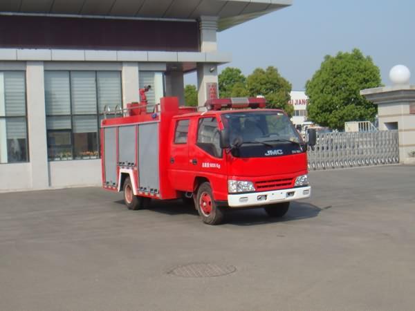 JDF5064GXFSG20B水罐消防车