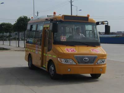 DLQ6531EX4幼儿专用校车