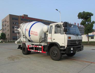 CSC5168GJBE混凝土搅拌运输车